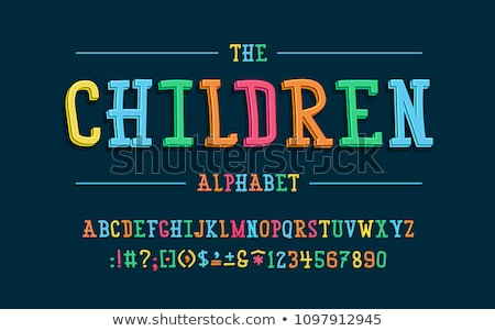3d illustration of the word learn stock photo © spectral