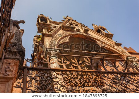 Cimitero monumentale di Verona in Italy Stock photo © boggy
