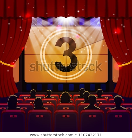 show time concept stock photo © -talex-