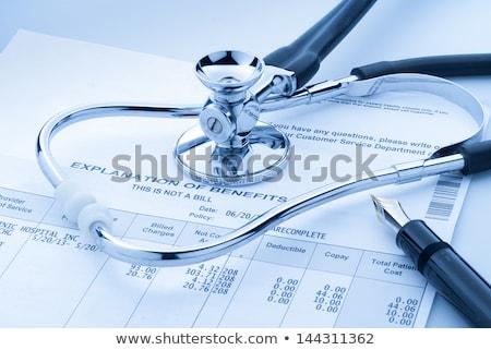 Foto d'archivio: Medici · costo · Stati · Uniti · infermiera · lavoratore