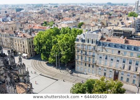 Tour Pey Berland, Bordeaux, France Stock photo © borisb17