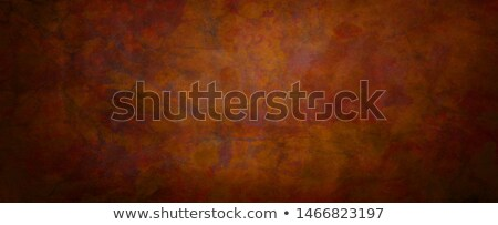 Faint Orange Cracked Background Stock photo © newt96