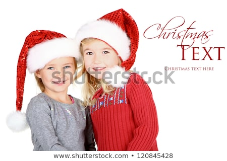 little · girl · seis · menina · cara - foto stock © photography33