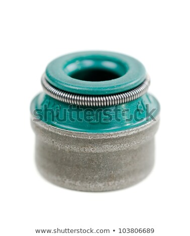 green valve stem seals Stock photo © RuslanOmega
