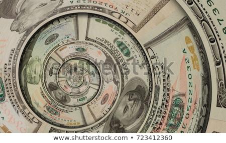 Americano dólares negocios fondo objetos EUA Foto stock © luckyraccoon