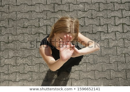 Stock photo: Dance on the top