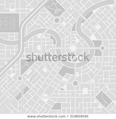 Generic map Stock photo © Tawng