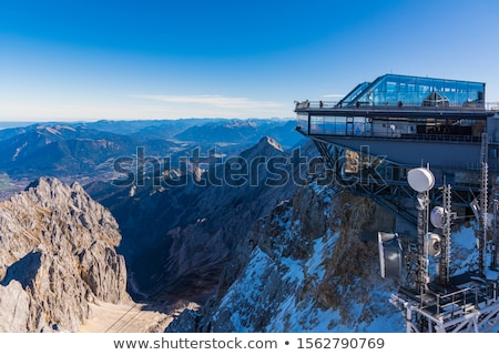 zugspitze stock photo © magann