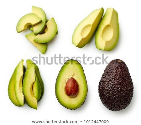 Fresh avocado Stock photo © raphotos