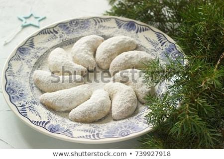 natal · sobremesas · bolinhos · República · Checa · tradicional · textura - foto stock © jonnysek