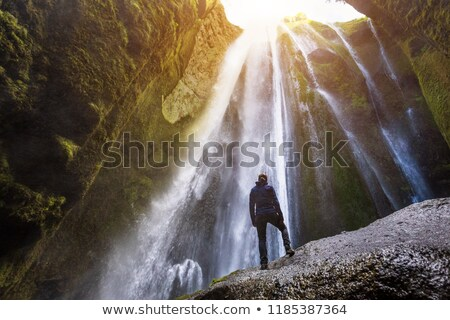 paysage · Islande · scénique · vue · beauté - photo stock © 1Tomm