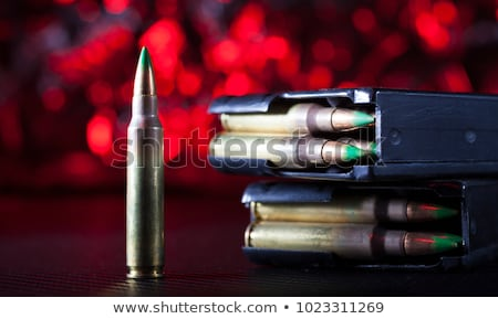 AR-15 Ammo Stock photo © actionsports