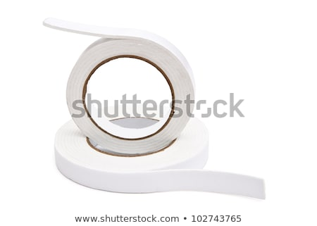 two double side adhesive tape Stock photo © ozaiachin