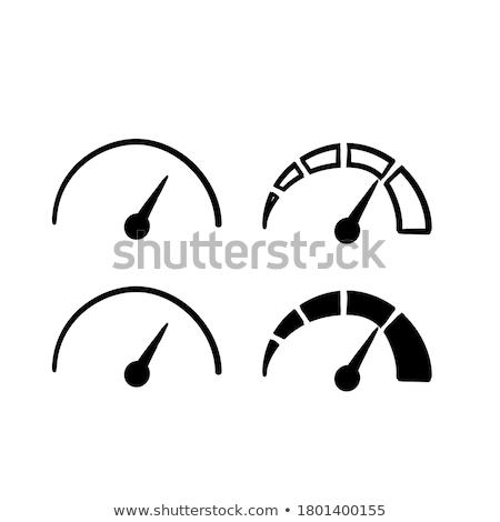 Car  tachometer Stock photo © ldambies