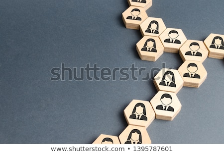 Unity Chain Stock photo © Lightsource