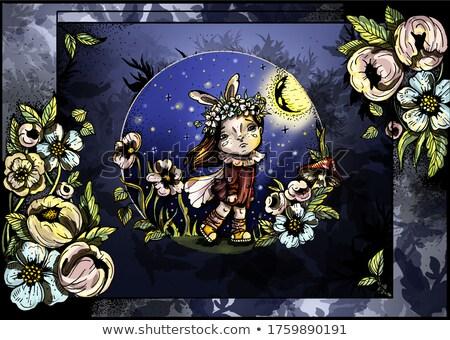 良い · 林間の空き地 · 春 · 空 · 葉 · 庭園 - ストックフォト © paha_l