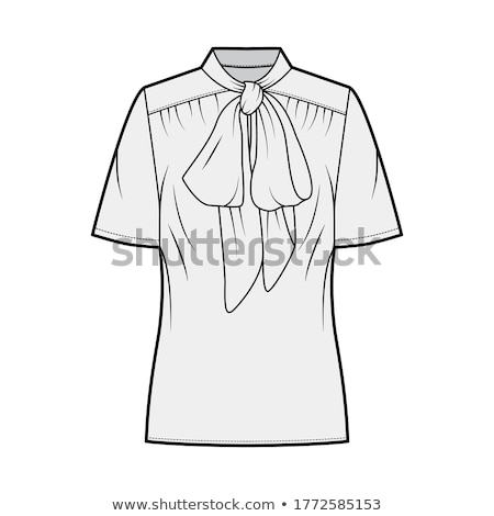 Blouse and shorts Stock photo © disorderly