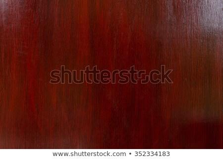 Scratched varnished wood Stock photo © homydesign