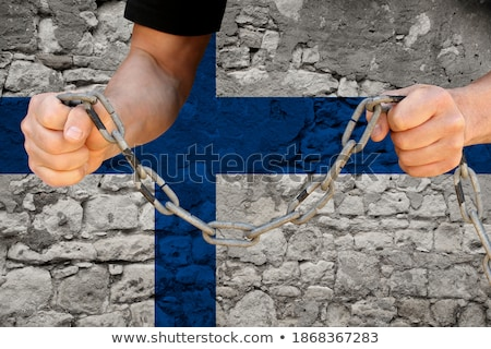 Justice system of Finland Stock photo © Stocksnapper