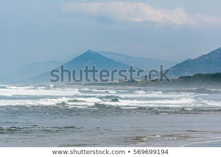 Praia de Afife Stock photo © homydesign