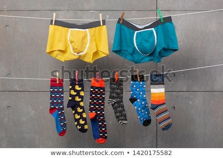 two mens underwear boxer shorts stock photo © ruslanomega
