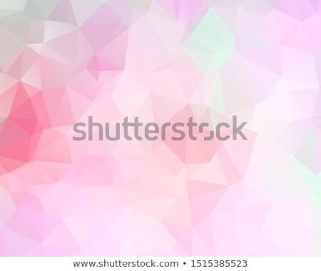ピンク ハーフトーン Webデザイン ベクトル 壁紙 ストックフォト © almagami