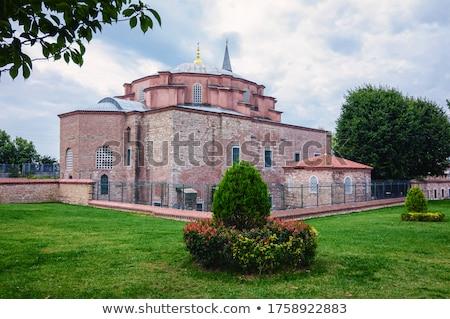 Little Hagia Sophia, Istanbul Stock photo © borisb17