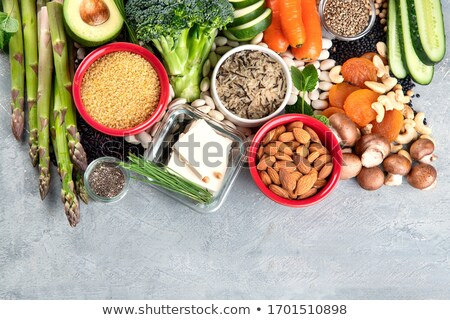 Dietary High Fibre Healthy Food Selection Stock photo © marilyna