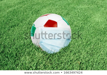 ウイルス 脅かさ 選手権 ユーロ カップ サッカー ストックフォト © olira