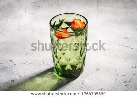 uzdrowienie · kamienie · fioletowy · odizolowany · fioletowy - zdjęcia stock © cienpies
