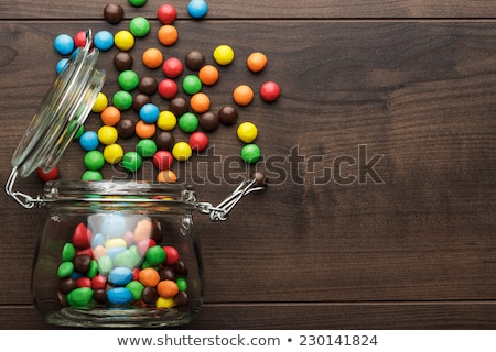 Children with the sweet jar Stock photo © photography33