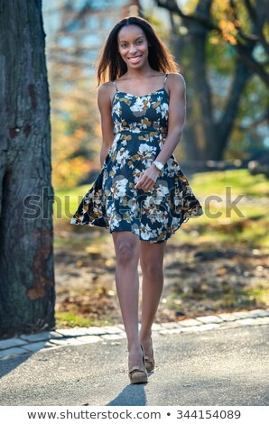 Fashion conscious woman Stock photo © photography33