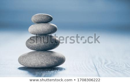 kamienie · strumienia · charakter · most · krok - zdjęcia stock © agorohov