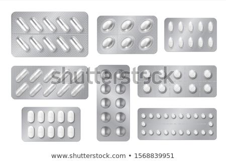 blister pack stock photo © devon