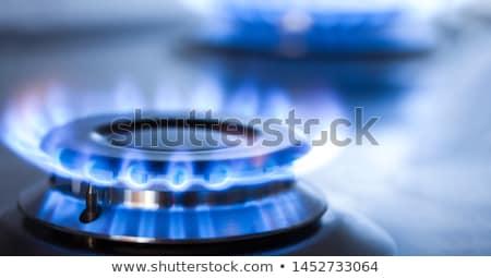 Propane gas Stock photo © kjpargeter