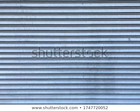ドア · 古い · ゲート · 男 · 錆 · ロック - ストックフォト © smuki