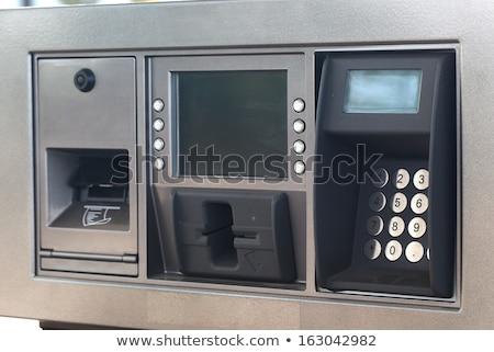 tecnología · tarjeta · transporte · moderna · combustible - foto stock © cheyennezj
