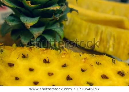 Pièces écorce bon texture arbre cadre Photo stock © mycola