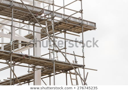 Swivel Scaffolding Clamp Stock photo © smuay