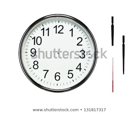 you set the time Stock photo © flipfine