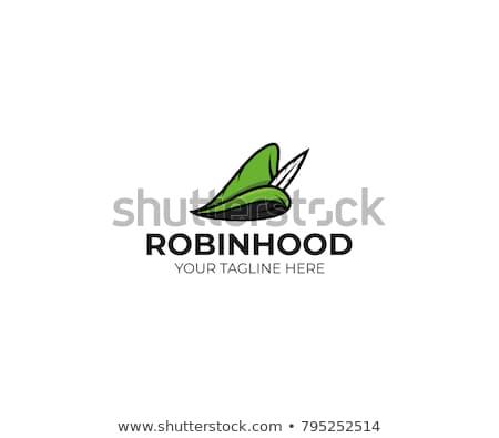 Illustration of robinhood Stock photo © Krisdog