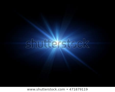Blue flashing light Stock photo © tilo
