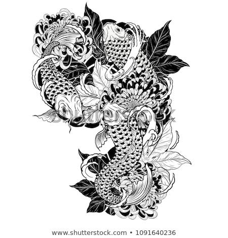 手 パターン 入れ墨 伝統 にログイン プレート ストックフォト © Ustofre9