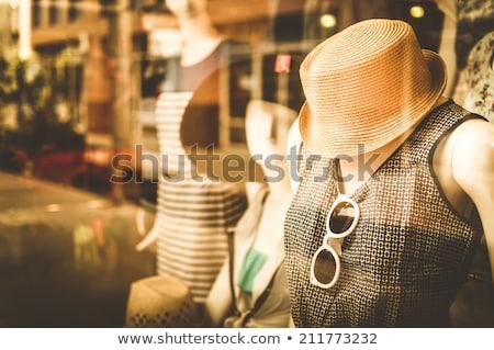 моде торговых счастливым Сток-фото © meltem