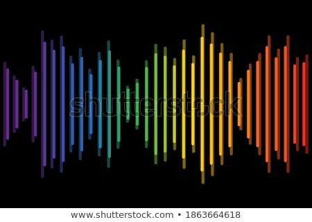 Droits résumé illustration numérique numérique collage illustration Photo stock © kgtoh