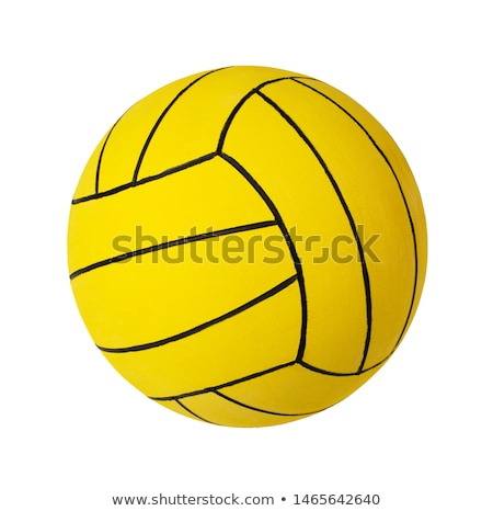 Water polo ball Stock photo © m_pavlov