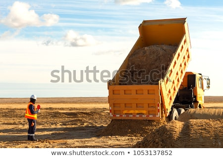 Down in the dump Stock photo © bluering