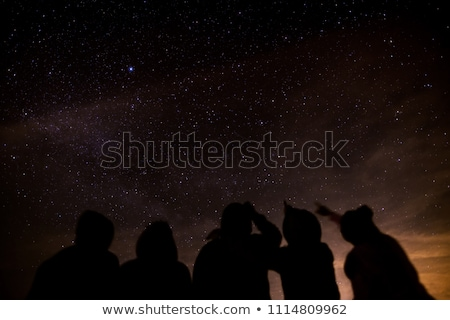 Stargazers Stock photo © aleishaknight