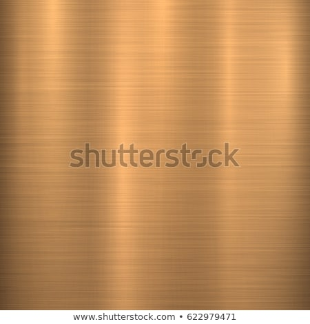 Foto stock: Bronze Metal Technology Background