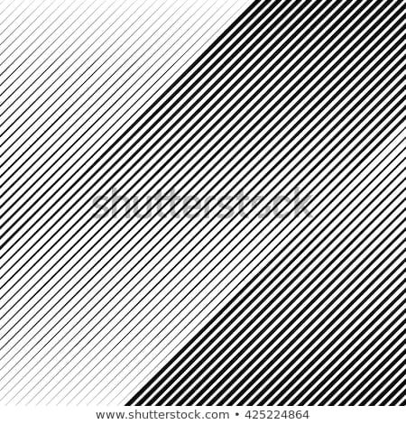 Abstract scherp lijnen patroon textuur doek Stockfoto © SArts
